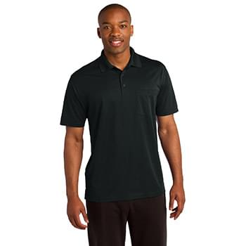 Sport-Tek ®  Micropique Sport-Wick ®  Pocket Polo. ST651
