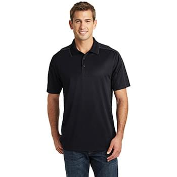 Sport-Tek ®  Micropique Sport-Wick ®  Piped Polo. ST653