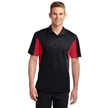Sport-Tek ®  Side Blocked Micropique Sport-Wick ®  Polo. ST655