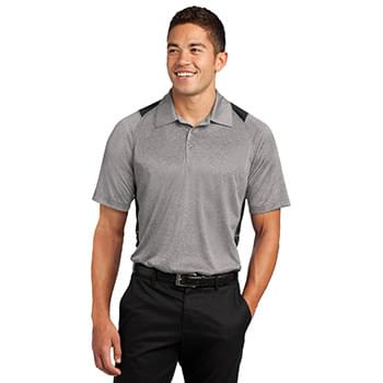 Sport-Tek ®  Heather Colorblock Contender ™  Polo. ST665