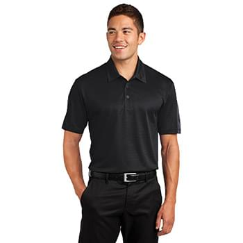 Sport-Tek ®  PosiCharge ®  Active Textured Colorblock Polo. ST695