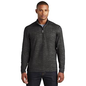 Sport-Tek  ®  Sport-Wick  ®  Stretch Reflective Heather 1/2-Zip Pullover. ST855