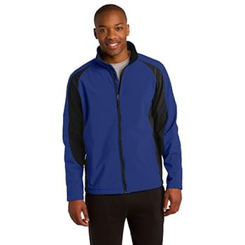 Sport-Tek ®  Colorblock Soft Shell Jacket. ST970