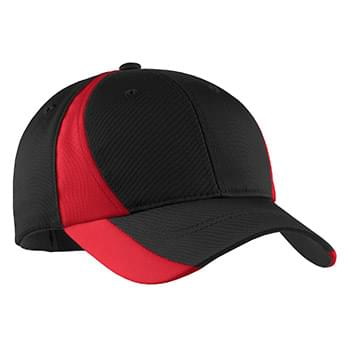 Sport-Tek ®  Youth Dry Zone ®  Nylon Colorblock Cap. YSTC11
