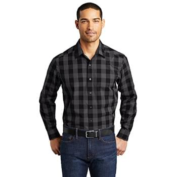 Port Authority  ®  Everyday Plaid Shirt. W670