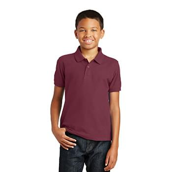 Port Authority ®  Youth Core Classic Pique Polo. Y100