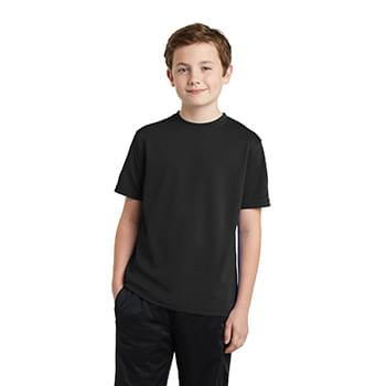Sport-Tek ®  Youth PosiCharge ®  RacerMesh® Tee. YST340
