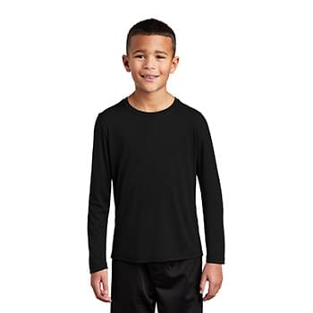 Sport-Tek  ®  Youth Posi-UV ™  Pro Long Sleeve Tee. YST420LS
