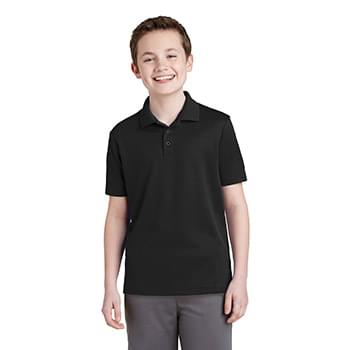 Sport-Tek® Youth PosiCharge® RacerMesh ® Custom Golf Polo