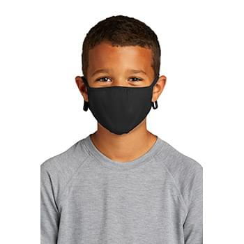 Sport-Tek ®  Youth PosiCharge ®  Competitor ™   Face Mask (5 pack) YSTMSK350
